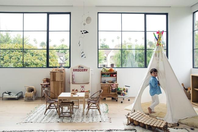 mały nowoczesny dom los angeles design inspiracje projekt small modern house design inspirations wille marzeń 15