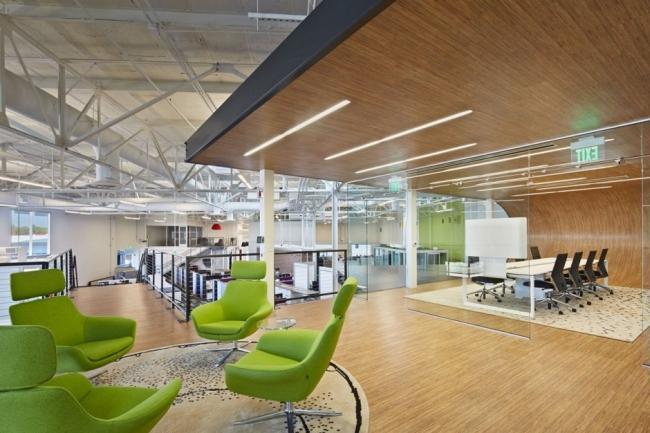 nowoczesne biuro kreatywna przestrzeń biurowa inspiracje pomysły realizacja kreatywne biuro nowoczesne 38