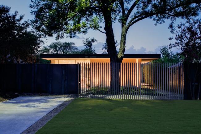 nowoczesne ogrodzenie domu inspiracje realizacje design nowoczesnego ogrodzenia modern fence inspirations 102