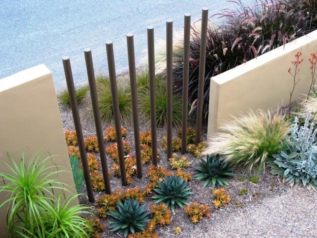 nowoczesne ogrodzenie domu inspiracje realizacje design nowoczesnego ogrodzenia modern fence inspirations 16