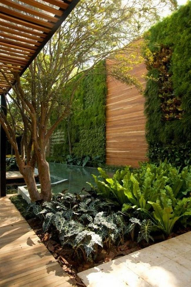 nowoczesne ogrodzenie domu inspiracje realizacje design nowoczesnego ogrodzenia modern fence inspirations 19
