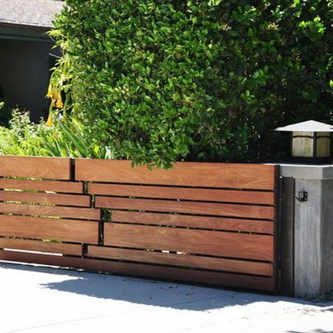 nowoczesne ogrodzenie domu inspiracje realizacje design nowoczesnego ogrodzenia modern fence inspirations 20