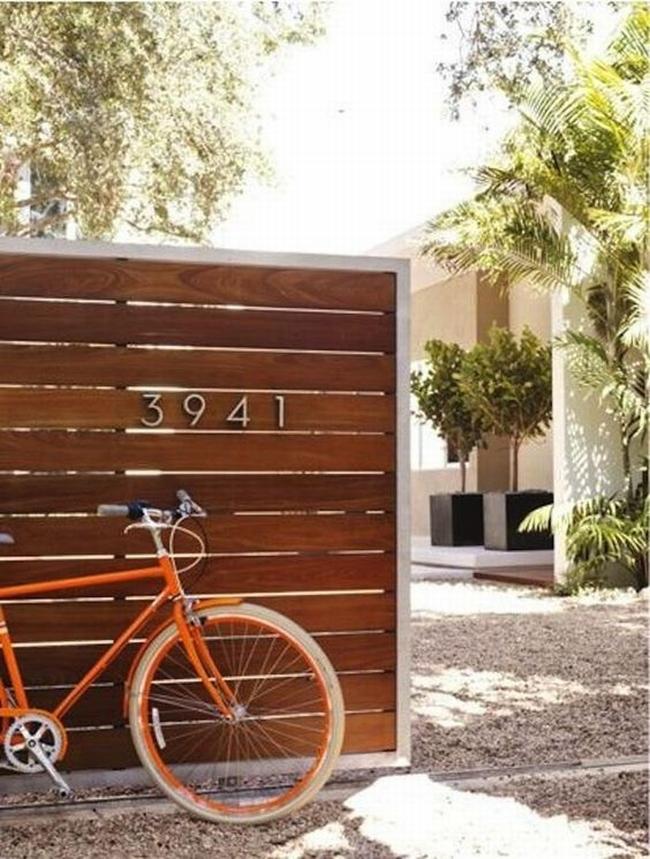 nowoczesne ogrodzenie domu inspiracje realizacje design nowoczesnego ogrodzenia modern fence inspirations 30