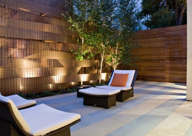 nowoczesne ogrodzenie domu inspiracje realizacje design nowoczesnego ogrodzenia modern fence inspirations 41