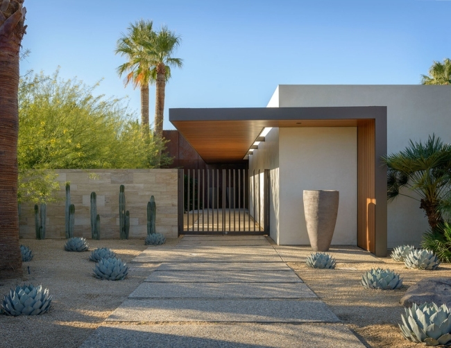 nowoczesne ogrodzenie domu inspiracje realizacje design nowoczesnego ogrodzenia modern fence inspirations 47