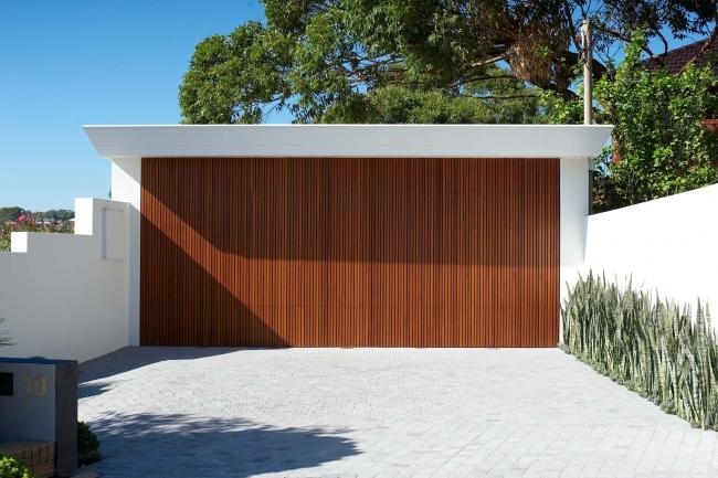 nowoczesne ogrodzenie domu inspiracje realizacje design nowoczesnego ogrodzenia modern fence inspirations 50