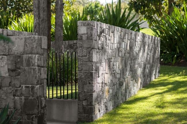 nowoczesne ogrodzenie domu inspiracje realizacje design nowoczesnego ogrodzenia modern fence inspirations 54