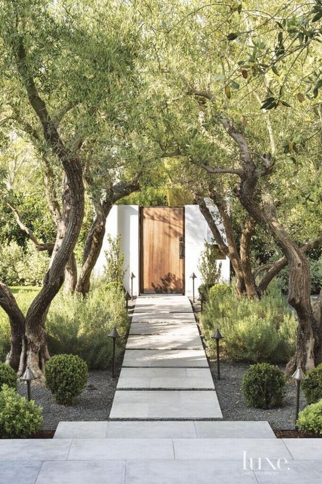 nowoczesne ogrodzenie domu inspiracje realizacje design nowoczesnego ogrodzenia modern fence inspirations 55