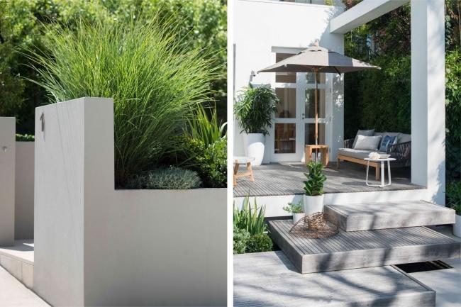 nowoczesne ogrodzenie domu inspiracje realizacje design nowoczesnego ogrodzenia modern fence inspirations 59