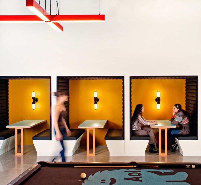 nowoczesne wnętrze biura nowoczesne biuro design nowoczesnego biura wielkich korporacji inspiracje pomysły wnętrza biurowe jak urządzić nowoczesne wnętrze biurowe 18