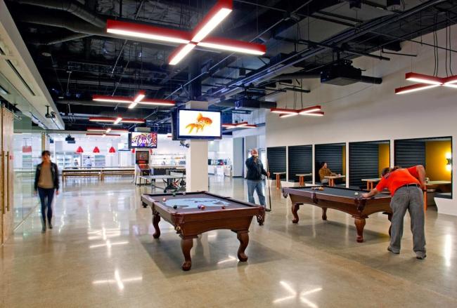 nowoczesne wnętrze biura nowoczesne biuro design nowoczesnego biura wielkich korporacji inspiracje pomysły wnętrza biurowe jak urządzić nowoczesne wnętrze biurowe 28