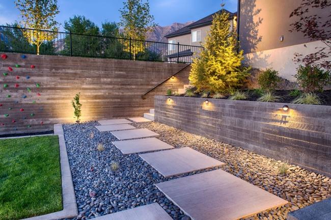 zieleń przed domem piękny ogródek zieleń przed wejściem do domu inspiracje pomysły na piękny ogródek zieleń 108