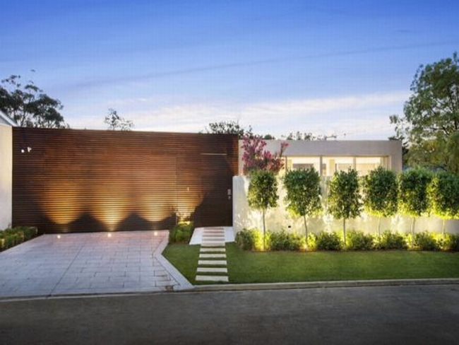 zieleń przed domem piękny ogródek zieleń przed wejściem do domu inspiracje pomysły na piękny ogródek zieleń 19