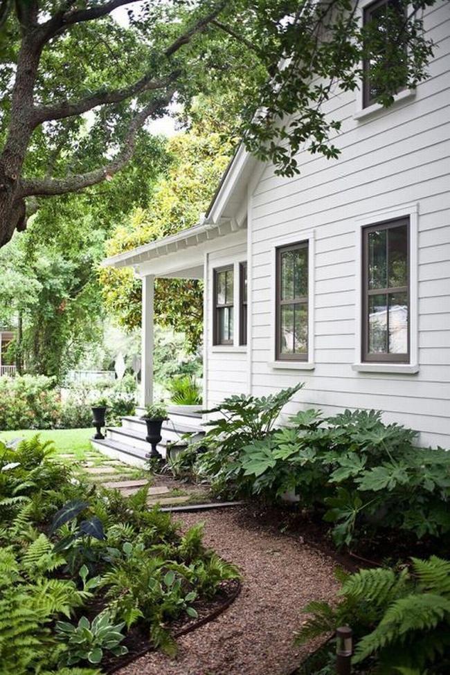 zieleń przed domem piękny ogródek zieleń przed wejściem do domu inspiracje pomysły na piękny ogródek zieleń 28