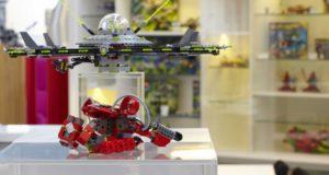 nowoczesna aranżacja biura nowoczesne przestrzenie biurowe design inspiracje projekt biura wnętrze biurowe LEGO 14