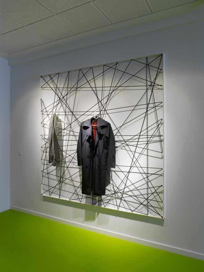 nowoczesna aranżacja biura nowoczesne przestrzenie biurowe design inspiracje projekt biura wnętrze biurowe LEGO 21