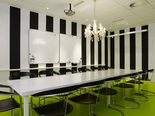 nowoczesna aranżacja biura nowoczesne przestrzenie biurowe design inspiracje projekt biura wnętrze biurowe LEGO 23