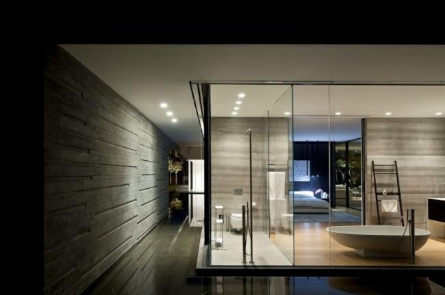 nowoczesny dom parterowy design inspiracje realizacje projekt nowoczesna architektura willa marzeń luksusowa rezydencja 12