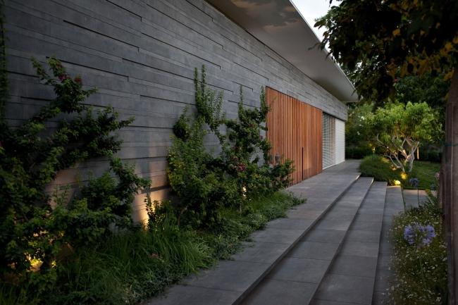 nowoczesny dom parterowy design inspiracje realizacje projekt nowoczesna architektura willa marzeń luksusowa rezydencja 122