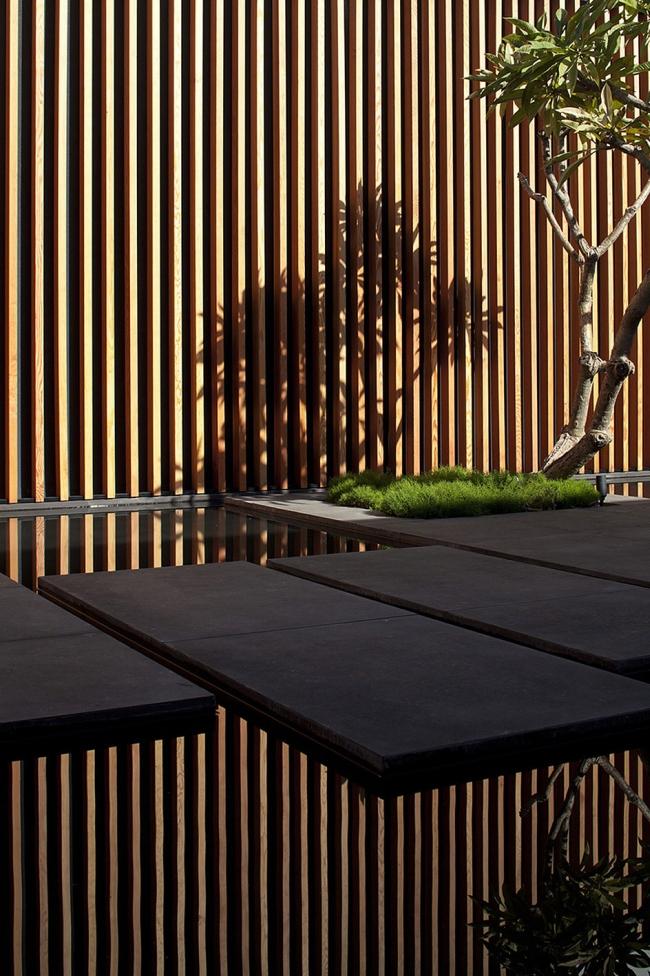 nowoczesny dom parterowy design inspiracje realizacje projekt nowoczesna architektura willa marzeń luksusowa rezydencja 16