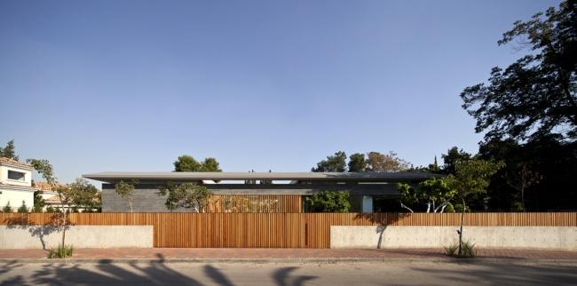 nowoczesny dom parterowy design inspiracje realizacje projekt nowoczesna architektura willa marzeń luksusowa rezydencja 17