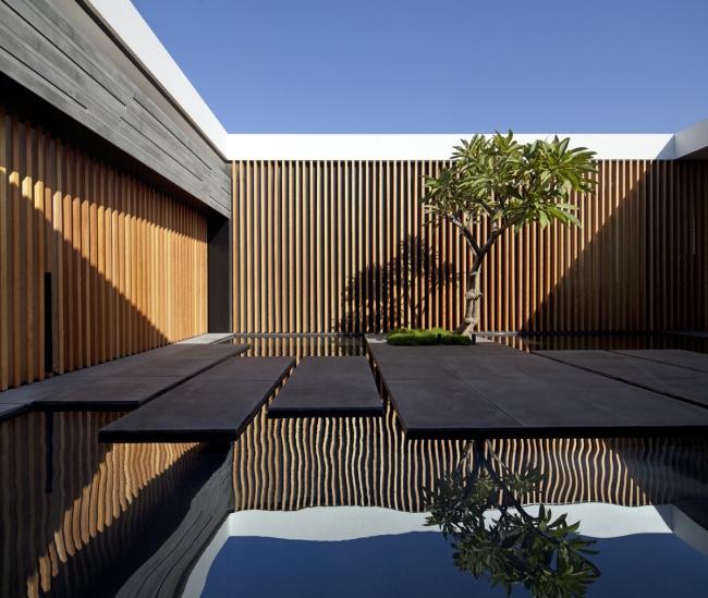 nowoczesny dom parterowy design inspiracje realizacje projekt nowoczesna architektura willa marzeń luksusowa rezydencja 20