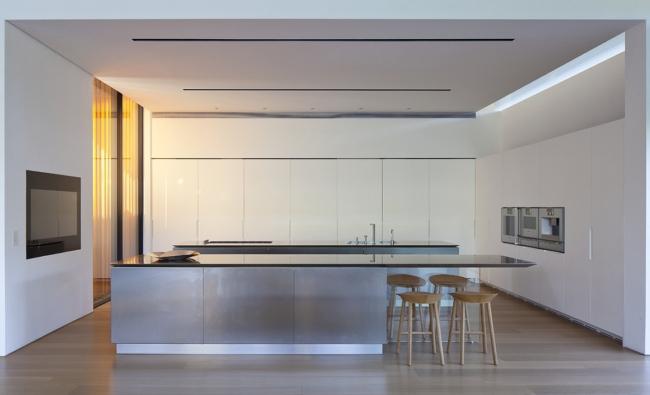nowoczesny dom parterowy design inspiracje realizacje projekt nowoczesna architektura willa marzeń luksusowa rezydencja 22