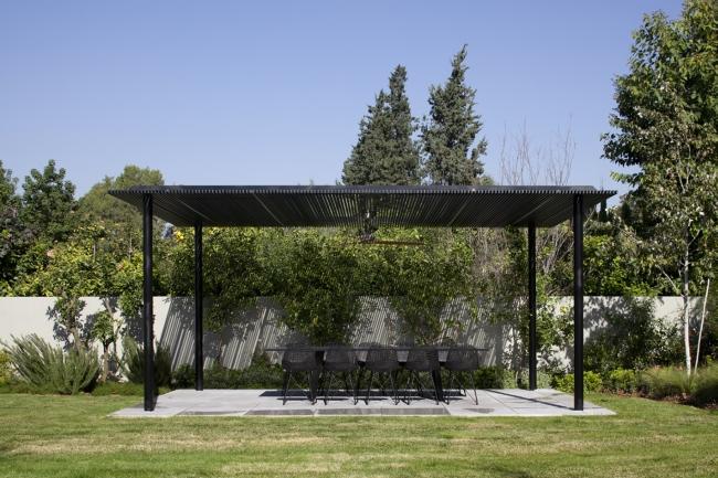 nowoczesny dom parterowy design inspiracje realizacje projekt nowoczesna architektura willa marzeń luksusowa rezydencja 26