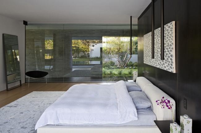 nowoczesny dom parterowy design inspiracje realizacje projekt nowoczesna architektura willa marzeń luksusowa rezydencja 28