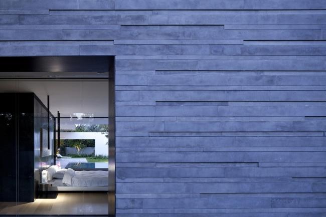 nowoczesny dom parterowy design inspiracje realizacje projekt nowoczesna architektura willa marzeń luksusowa rezydencja 31