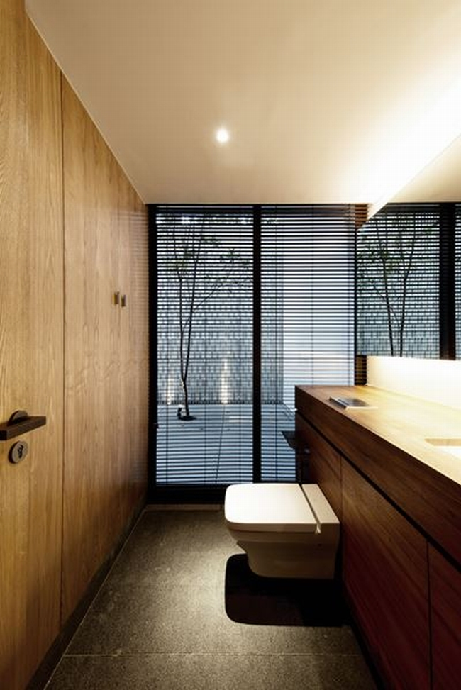 nowoczesny dom w zieleni inspiracje design architektura projekt pomysły wille marzeń luksusowa rezydencja 22