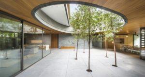 nowoczesny dom w zieleni inspiracje design architektura projekt pomysły wille marzeń luksusowa rezydencja 28