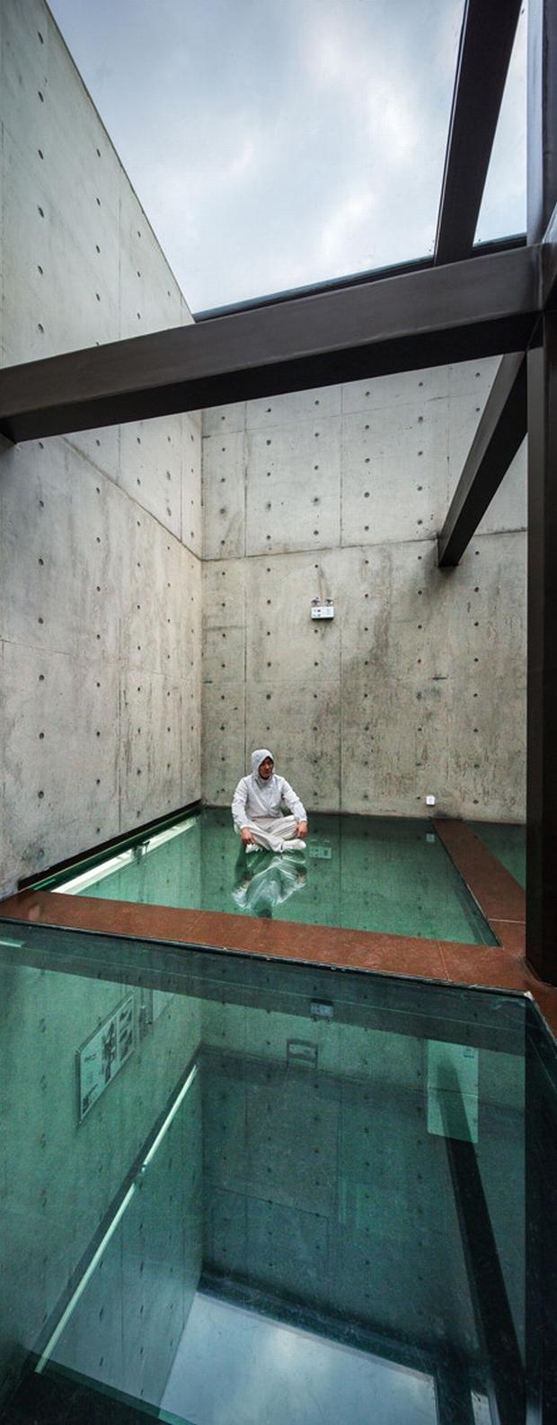 szklany dom ze szkła design szklane wnętrze projekt pomysł desing idea inspiracje inspiration expo szanghaj 11