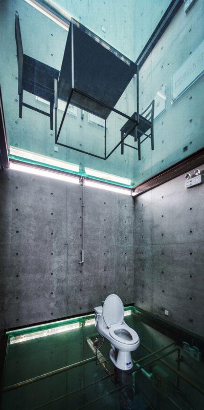 szklany dom ze szkła design szklane wnętrze projekt pomysł desing idea inspiracje inspiration expo szanghaj 12