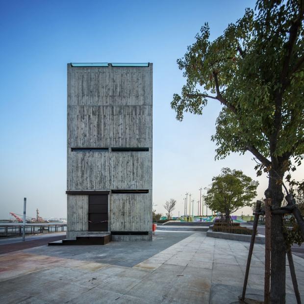 szklany dom ze szkła design szklane wnętrze projekt pomysł desing idea inspiracje inspiration expo szanghaj 13