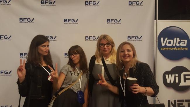 BGF 2015 blog forum gdańsk 2015 wydarzenia spotkanie blogerów blogosfera inspiracje gdańsk 150