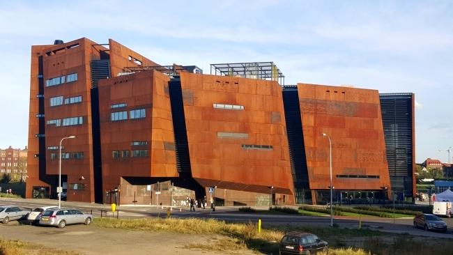 europejskie centrum solidarności gdańsk blog forum gdańsk 2015 BFG inspriacje nowoczesna architektura w polsce design inspiracje nowoczesny budynek 50