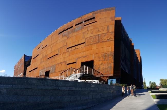 europejskie centrum solidarności gdańsk blog forum gdańsk 2015 BFG inspriacje nowoczesna architektura w polsce design inspiracje nowoczesny budynek 80