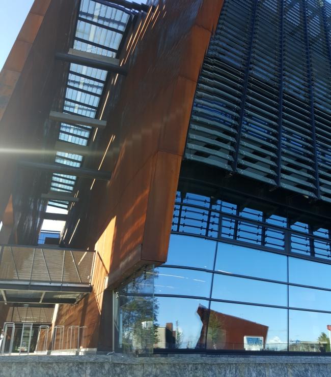 europejskie centrum solidarności gdańsk blog forum gdańsk 2015 BFG inspriacje nowoczesna architektura w polsce design inspiracje nowoczesny budynek 81