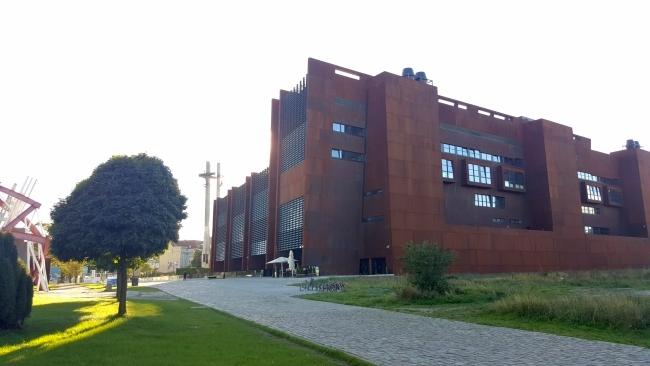 europejskie centrum solidarności gdańsk blog forum gdańsk 2015 BFG inspriacje nowoczesna architektura w polsce design inspiracje nowoczesny budynek 87