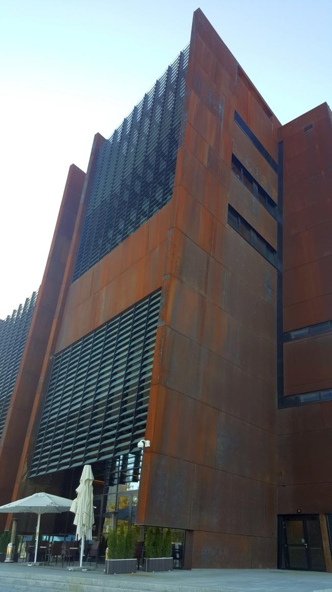 europejskie centrum solidarności gdańsk blog forum gdańsk 2015 BFG inspriacje nowoczesna architektura w polsce design inspiracje nowoczesny budynek 93