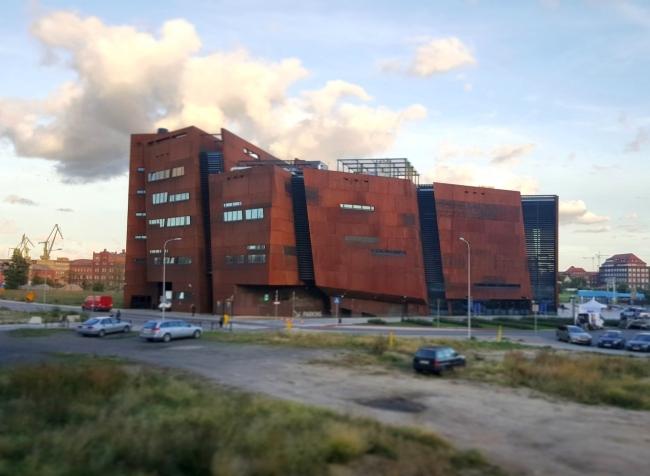 europejskie centrum solidarności gdańsk blog forum gdańsk 2015 BFG inspriacje nowoczesna architektura w polsce design inspiracje nowoczesny budynek 97
