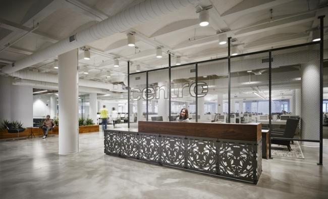 jak urządzić nowoczesne wnętrze biura nowoczesne biuro desing inspiracje projekt nowoczesne wnętrze biurowe biura korporacji 08
