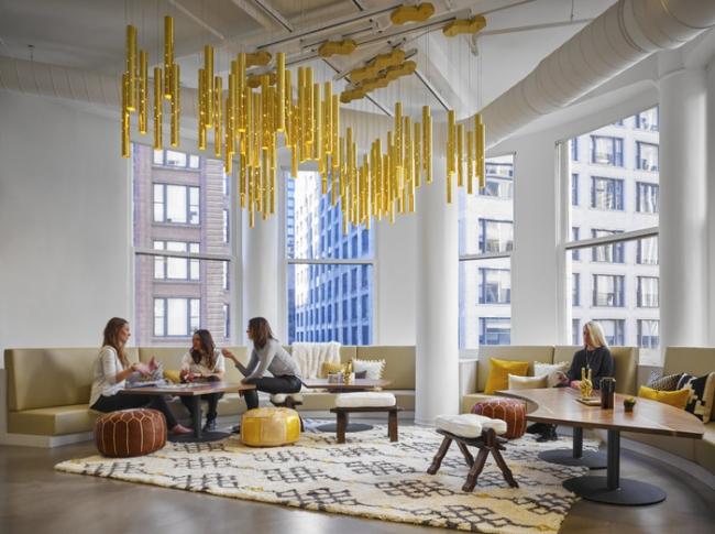 jak urządzić nowoczesne wnętrze biura nowoczesne biuro desing inspiracje projekt nowoczesne wnętrze biurowe biura korporacji 15