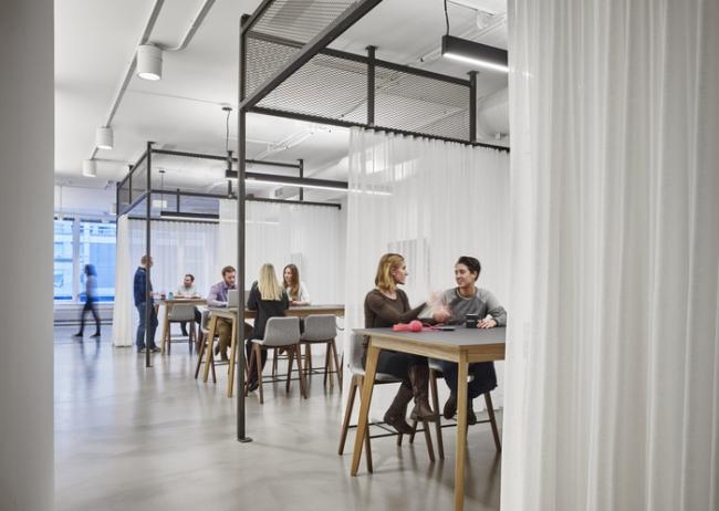 jak urządzić nowoczesne wnętrze biura nowoczesne biuro desing inspiracje projekt nowoczesne wnętrze biurowe biura korporacji 16