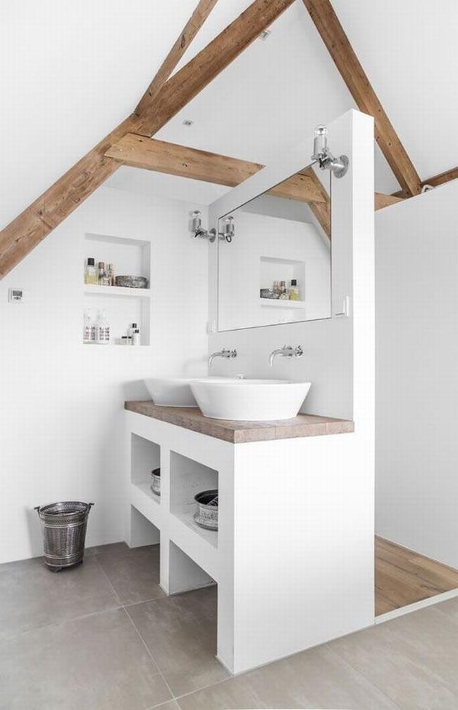 jak urządzić poddasze w domu pomysły na poddasze inspiracje adaptacja poddasza w domu poddasze użytkowe sypialnia na poddaszu łazienka na poddaszu garderoba na poddaszu 05