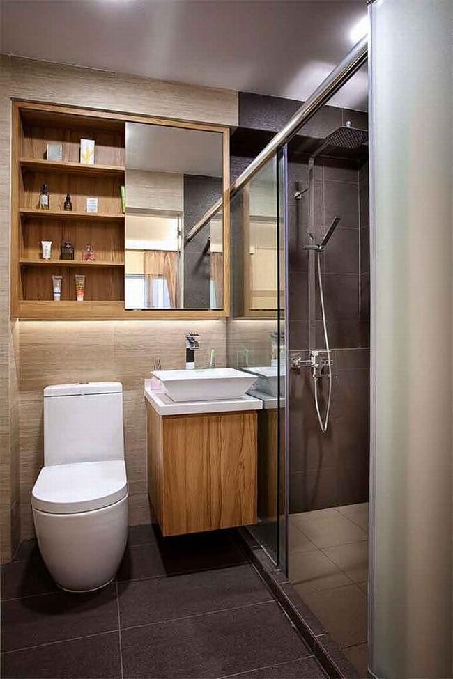 mała łazienka zobacz jak urządzić małą łazienkę inspiracje przykłady mała niewygodna łazienka jak urządzić niewielką łazienkę 01