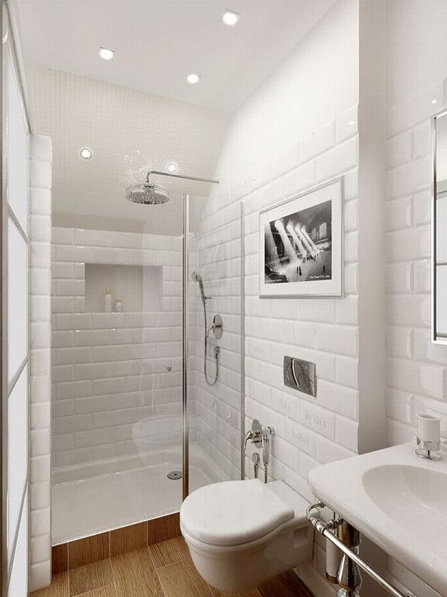 mała łazienka zobacz jak urządzić małą łazienkę inspiracje przykłady mała niewygodna łazienka jak urządzić niewielką łazienkę 03