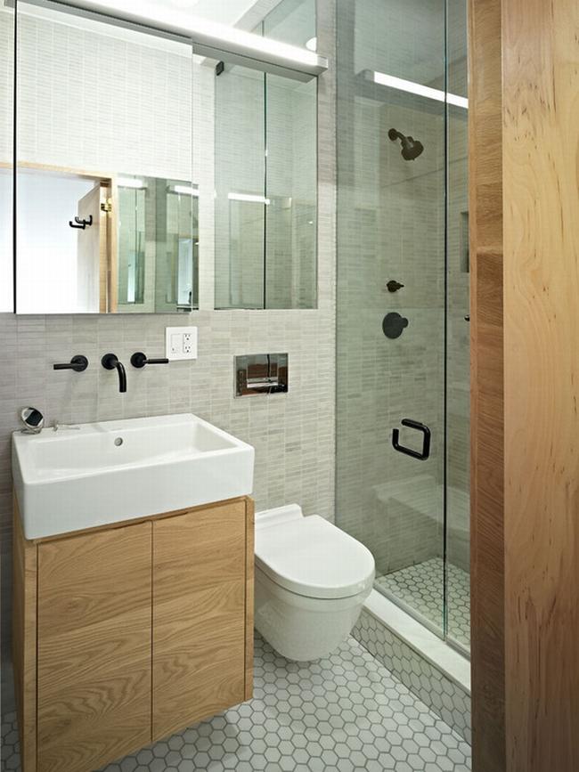 mała łazienka zobacz jak urządzić małą łazienkę inspiracje przykłady mała niewygodna łazienka jak urządzić niewielką łazienkę 05
