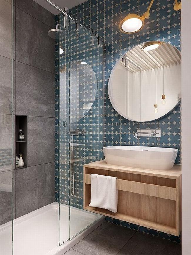 Mała łazienka Zobacz Jak Urządzić Małą łazienkę 24 Inspiracje